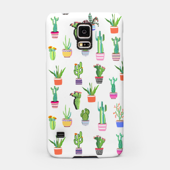 Thumbnail image of Cacti Land 2 Samsung Case, Live Heroes