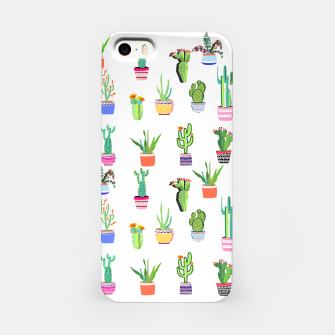 Thumbnail image of Cacti Land 2 iPhone Case, Live Heroes