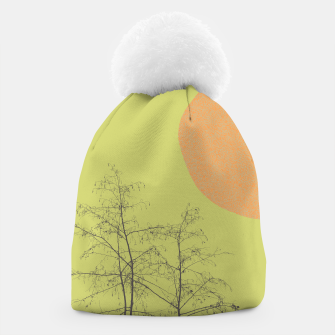 Miniatur Trees and shape Beanie, Live Heroes