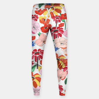 Thumbnail image of Pretty Blooms Sweatpants, Live Heroes