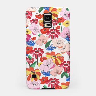 Thumbnail image of Pretty Blooms Samsung Case, Live Heroes