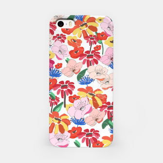 Thumbnail image of Pretty Blooms iPhone Case, Live Heroes