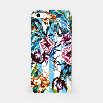 Thumbnail image of Floral Stripes Carcasa por Iphone, Live Heroes
