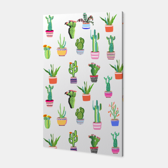 Thumbnail image of Cacti Land 2 Canvas, Live Heroes
