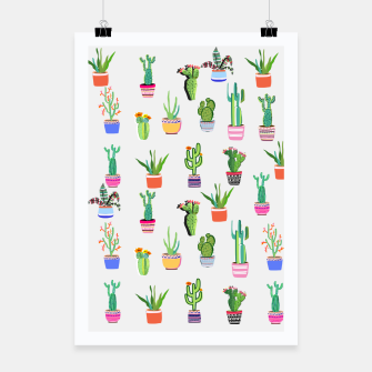 Miniaturka Cacti Land 2 Poster, Live Heroes