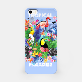 Imagen en miniatura de Tropical Jungle iPhone Case, Live Heroes