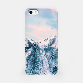 Thumbnail image of Pastel Mountain Dream #1 #dreamy #art iPhone-Hülle, Live Heroes