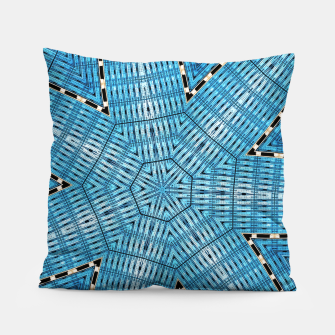 Thumbnail image of Garden-variety space portal Pillow, Live Heroes
