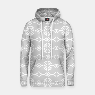 Miniaturka Abstract pattern - gray and white. Hoodie, Live Heroes