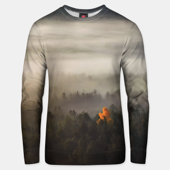 Thumbnail image of Misty forest Bluza unisex, Live Heroes