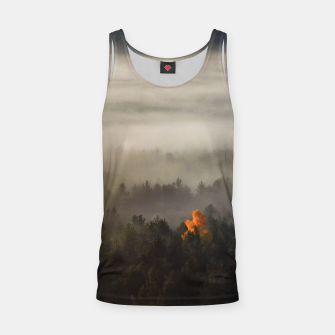 Thumbnail image of Misty forest Tank Top, Live Heroes