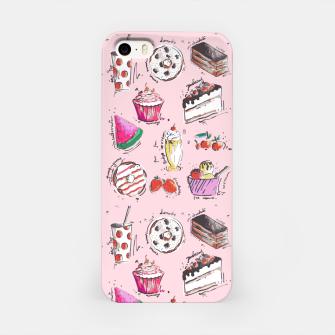 Food Love iPhone Case thumbnail image