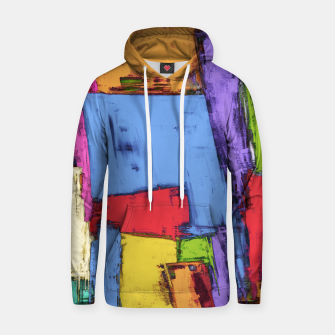 Thumbnail image of Broken fields Hoodie, Live Heroes