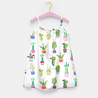 Thumbnail image of Cacti Land 2 Girl's dress, Live Heroes