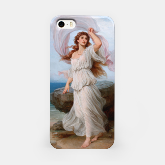 Miniatur Miranda by Thomas Francis Dicksee iPhone Case, Live Heroes