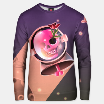Thumbnail image of Lost in space Unisex sweater, Live Heroes