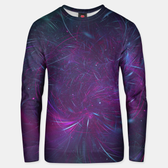 Thumbnail image of Abstract Space Unisex sweater, Live Heroes