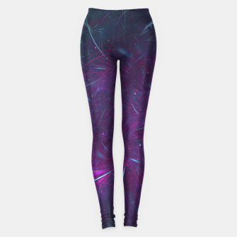 Thumbnail image of Abstract Space Leggings, Live Heroes