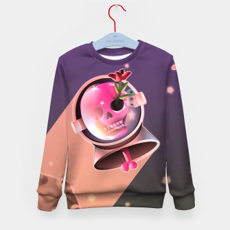Miniatur Lost in space Kid's sweater, Live Heroes