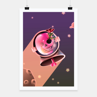 Miniaturka Lost in space Poster, Live Heroes