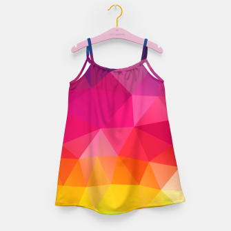 Thumbnail image of Triangles Girl's dress, Live Heroes