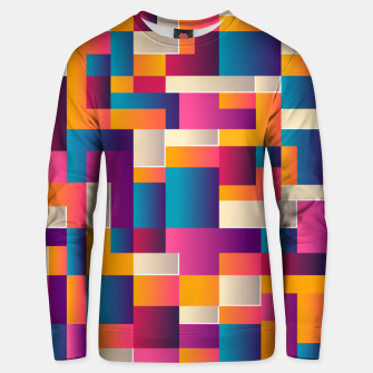 Thumbnail image of Boxes Unisex sweater, Live Heroes