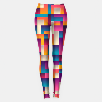 Thumbnail image of Boxes Leggings, Live Heroes