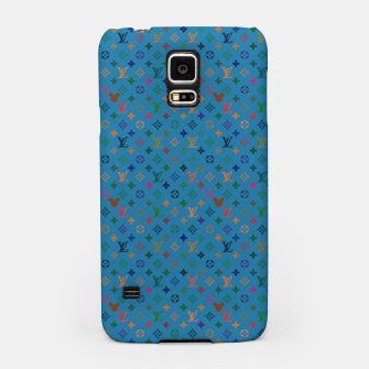 Thumbnail image of Pop Pattern Samsung Case, Live Heroes