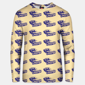 Thumbnail image of Automobile Unisex sweater, Live Heroes