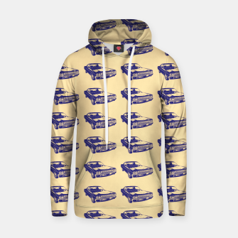 Thumbnail image of Automobile Hoodie, Live Heroes