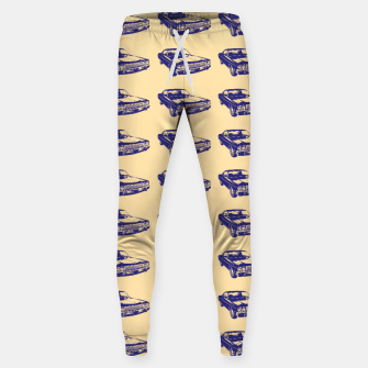 Thumbnail image of Automobile Sweatpants, Live Heroes