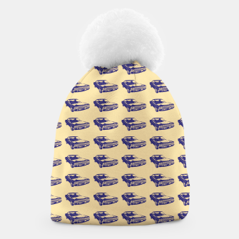 Thumbnail image of Automobile Beanie, Live Heroes