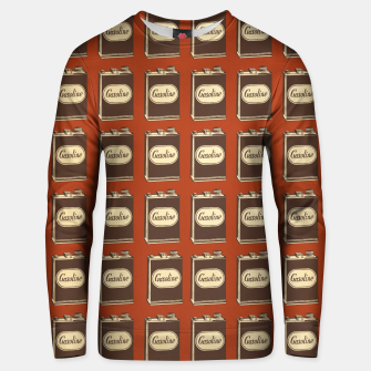 Thumbnail image of Gasoline Can Unisex sweater, Live Heroes