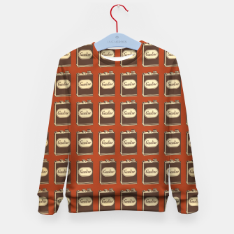 Miniatur Gasoline Can Kid's sweater, Live Heroes