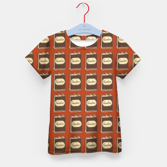 Thumbnail image of Gasoline Can Kid's t-shirt, Live Heroes
