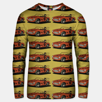 Thumbnail image of Racing Car Unisex sweater, Live Heroes