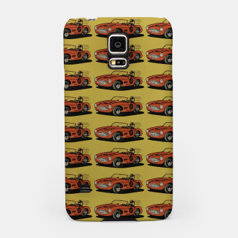 Thumbnail image of Racing Car Samsung Case, Live Heroes