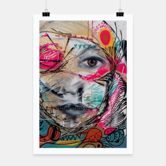 Thumbnail image of Street Art 3 Poster, Live Heroes