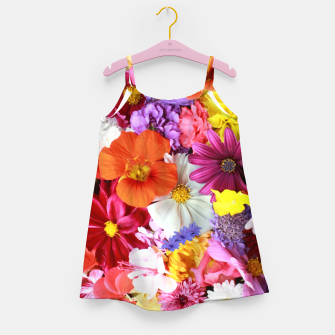Thumbnail image of Bouquet Girl's dress, Live Heroes