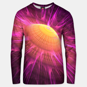 Thumbnail image of Space Flower Unisex sweater, Live Heroes