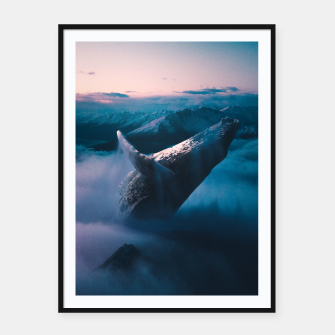 Thumbnail image of Ollie Framed poster, Live Heroes