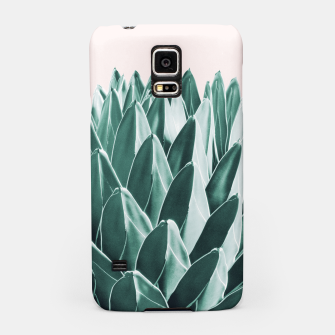 Thumbnail image of Agave Chic #10 #succulent #decor #art Handyhülle für Samsung, Live Heroes