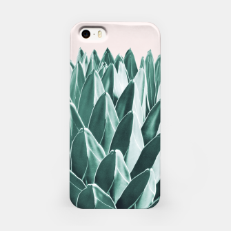 Miniatur Agave Chic #10 #succulent #decor #art iPhone-Hülle, Live Heroes