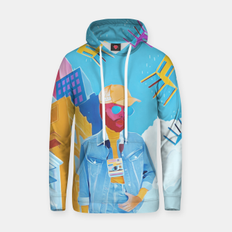 Thumbnail image of Tourist Hoodie, Live Heroes
