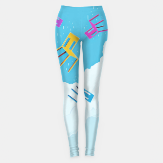 Thumbnail image of Tourist Leggings, Live Heroes