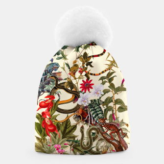 Thumbnail image of botanical Beanie, Live Heroes