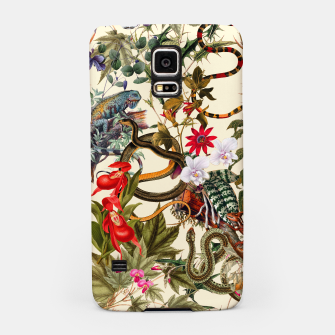 Thumbnail image of botanical Samsung Case, Live Heroes