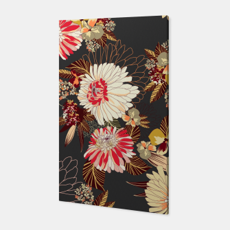 Thumbnail image of floral Canvas, Live Heroes