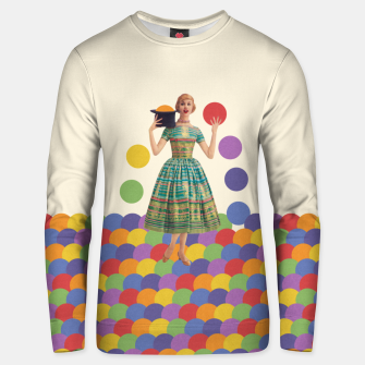 Thumbnail image of Magician Unisex sweater, Live Heroes