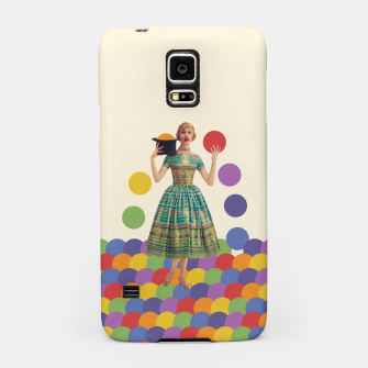 Thumbnail image of Magician Samsung Case, Live Heroes